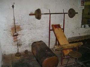 Worst gym ever?
